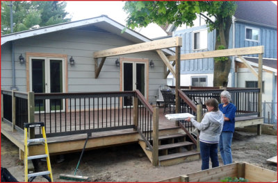 Contact Custom Builders about your custom construction project